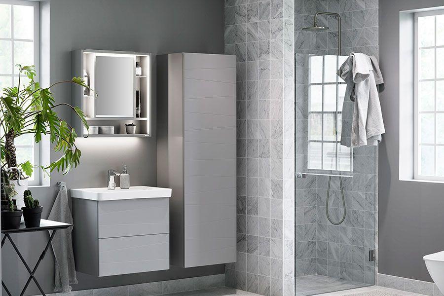 Badrumsmöbler från tillverkare och leverantörer dinbyggare se