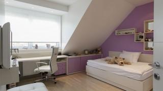 Så skapar du sovrummet för ditt barn