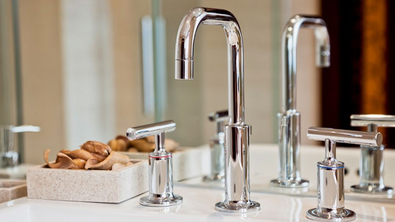 Välj rätt tvättställsblandare och duschblandare