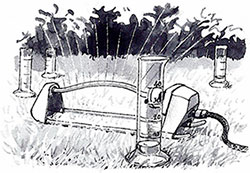 Regnvattenmätare