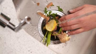Avfallskvarn för kök