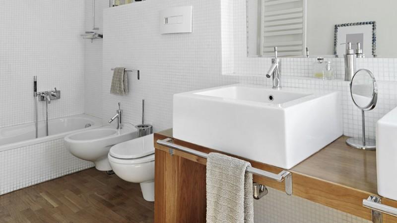 Skapa ett tidlöst badrum som är lätt att förändra