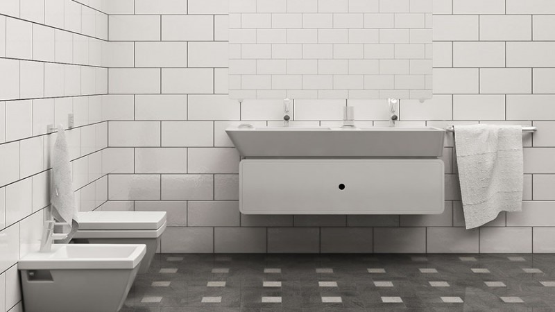 Badrumsgolv – Tips när du ska välja golv i badrum