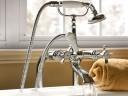 Välja blandare till dusch- och badkar