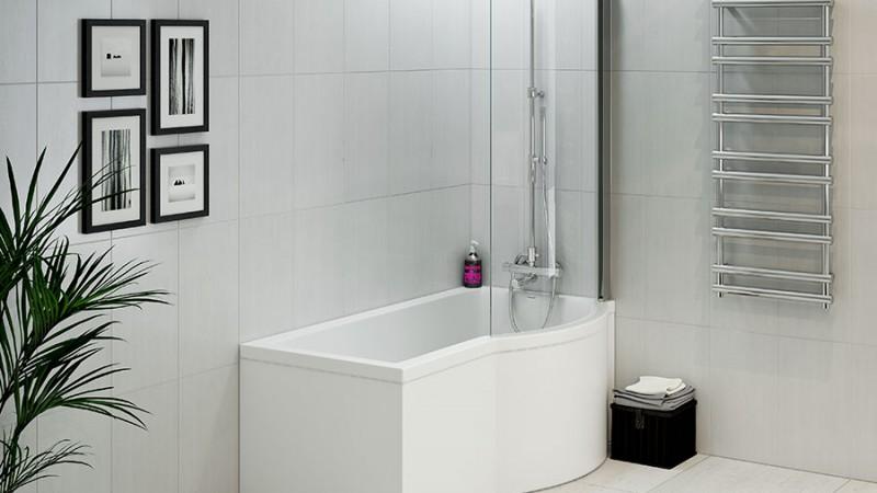 Duschbadkar – praktisk lösning för badrummet