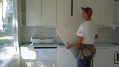 Mät köket innan köksrenovering