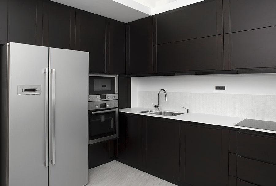 Köksinspiration - 12 svarta kök du inte får missa  dinbyggare.se