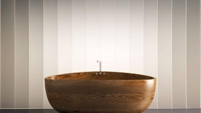 Träbadkar – tips om badkar i trä