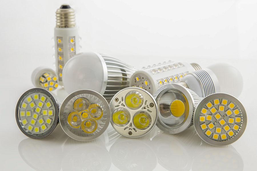 energisnala-LED-lampor