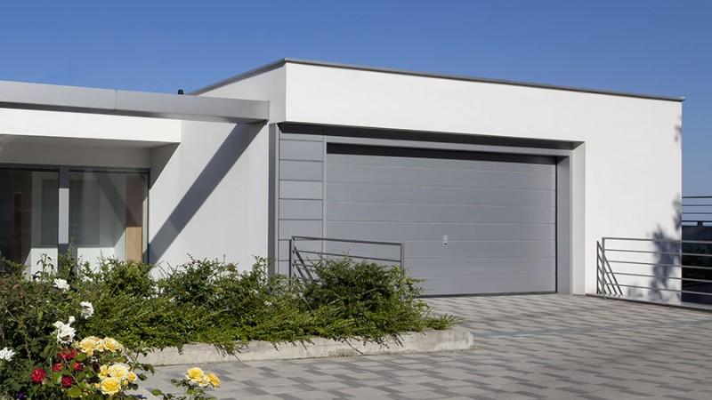 Garageport – Lär dig mer om olika garageportar