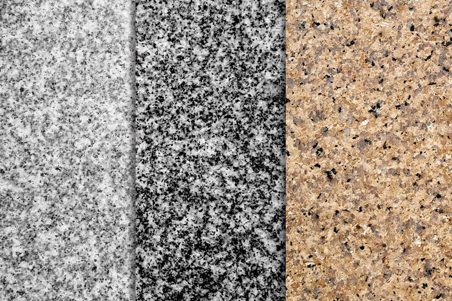 Granitgolv kök
