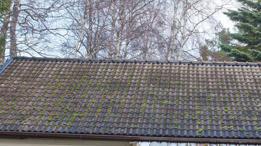 Så underhåller du ditt tak. 6 tips om takunderhåll  f801f626638db