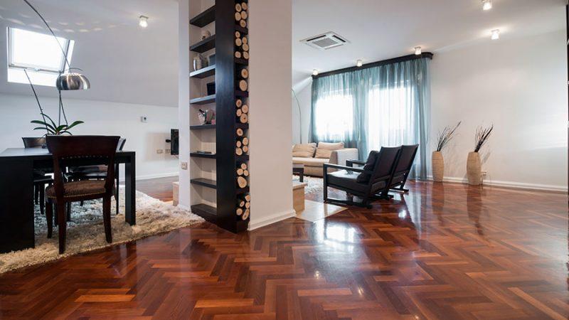 Parkettgolv – klassiskt och vackert golv