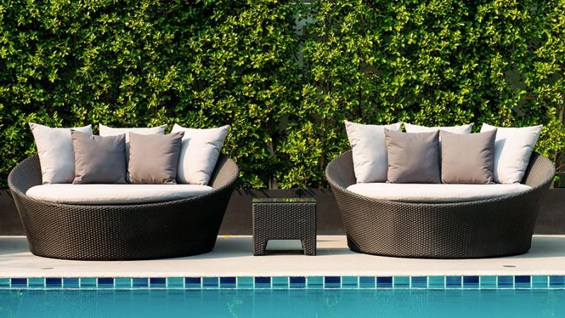 Poolmöbler – Tips vid val av möbler