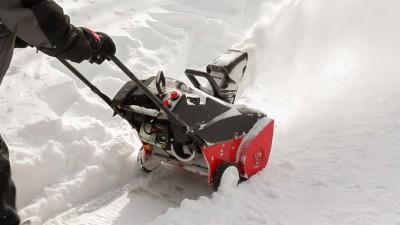 Välj rätt snöslunga i vinter – En räddare i nöden