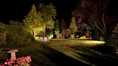 Trädgårdsbelysning –  Effektiv och stämningsfull belysning i trädgården