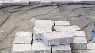 Betongsten – Marksten av betong