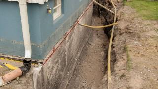Isolering av husgrund minskar fuktproblem och energiförluster