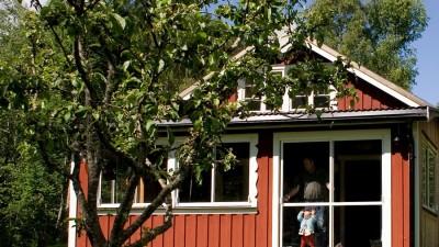 Skjutdörrar – Praktisk och säker dörr till altanen