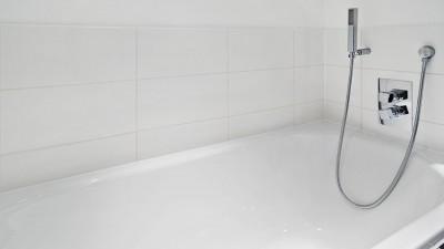 Badkar i plåt för livslång badglädje