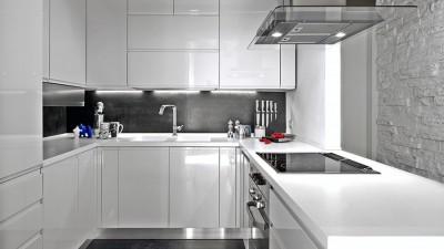 Bänkskivor för kök och badrum
