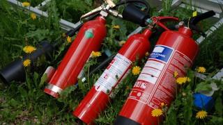 Välj rätt brandsläckare så släcker du branden effektivare