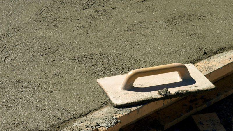 Gjuta i betong