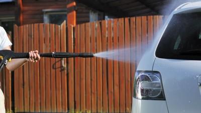 Effektivt rent med rätt högtryckstvätt