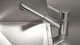 Byt till ny köksblandare (vattenkran)