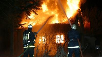 Skorstensbrand – Om det brinner i skorstenen