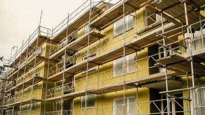 Tilläggsisolering av fasad och yttervägg