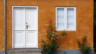 Dörrhandtag och beslag till ytterdörrar