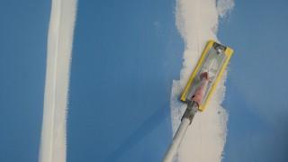 Förarbete av väggar innan målning