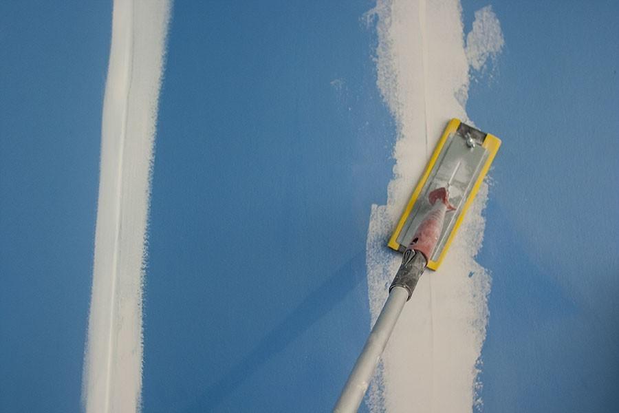 målning inomhus kostnad