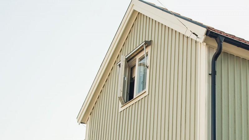 Justera fönster