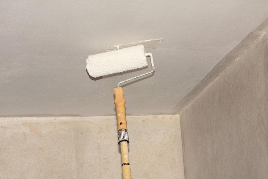 släta väggar utan spackel