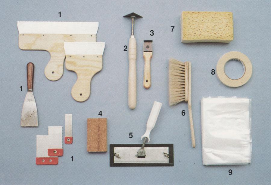 Målarverktyg