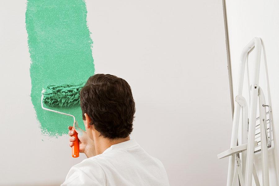 Renovering och målning av rum 4020b84d95dc8
