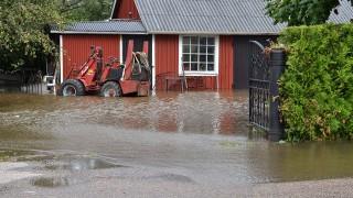 Håll undan dagvattnet och undvik översvämning