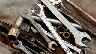 Skruv och hylsnycklar