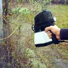 Sprutpistolen är också utmärkt när du ska rengöra, desinfektera eller impregnera