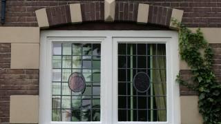 Blyinfattade fönster –  Lär dig lägga självhäftande dekorationsblyinfattning på fönster