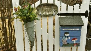 Bygg en brevlåda av trä