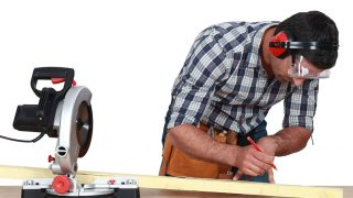 Bygg ett par arbetsbockar