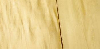 Faner tas ut ur de mest skiftande träslag.