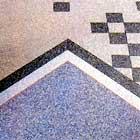 Golvplattor går att lägga i olika mönster