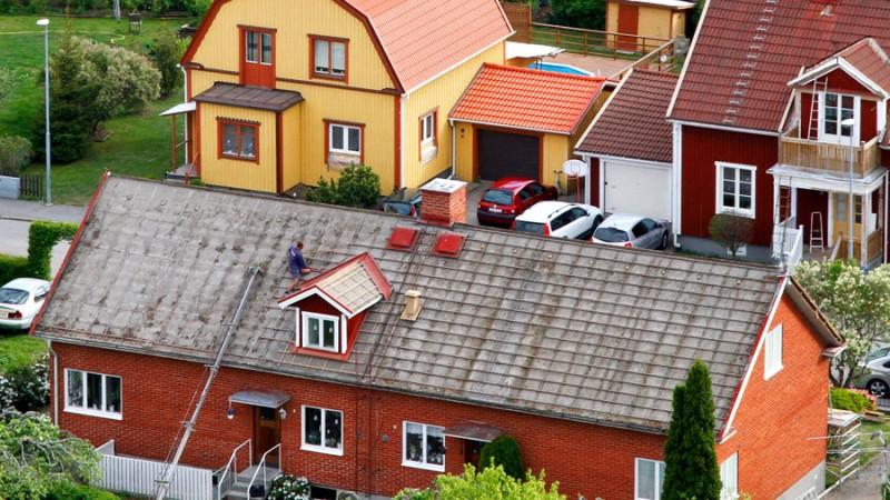 Lägga takpapp – Tips när du ska lägga takpapp