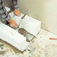 Montera en ventil i golvhålet