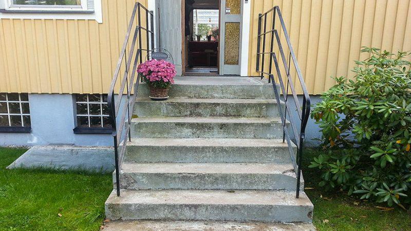 Renovera betongtrappa – Så gör du