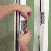Säkra låsfunktionen